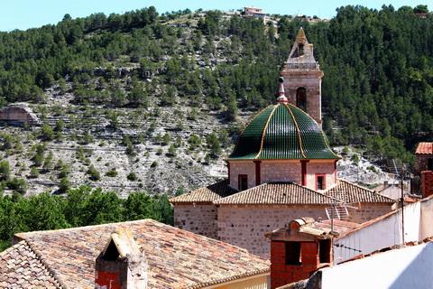 Alcalá del Júcar Pfarrkirche San Andrés