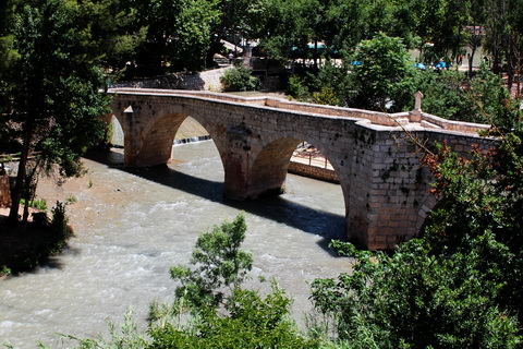 Alcalá del Júcar Römische Brücke über Júcar