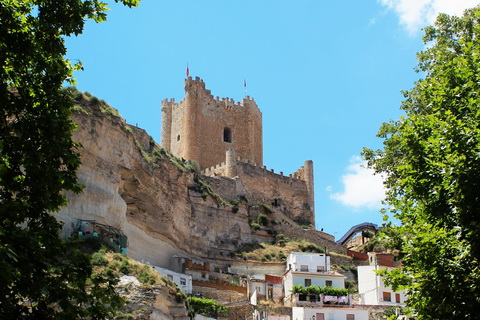 Alcalá del Júcar maurische Burg