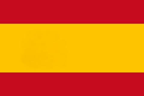 Bürgerliche und Handelsflagge, Variante ohne Wappen