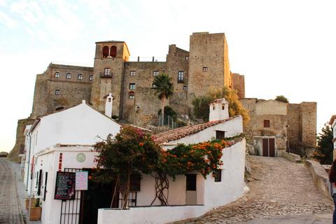 Castellar de la Frontera, Andalusien Städte und Dörfer