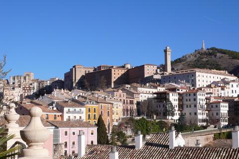 Cuenca - Castilla la Mancha Städte und Dörfer