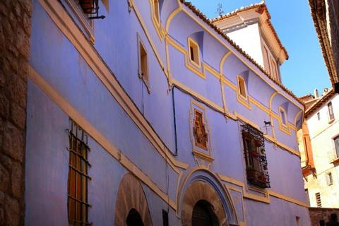 Haus der Familie Navarro d Azuriaga Albarrcín