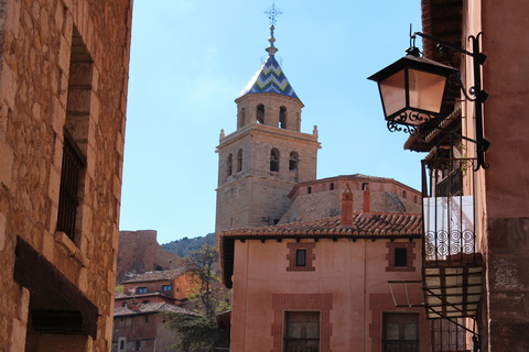 Kathedrale von Albarracín 480x320