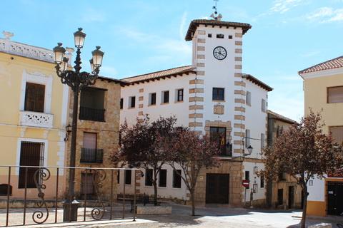Stadtverwaltung von Belmonte 480x320