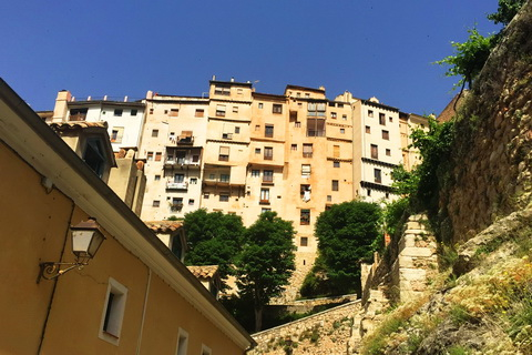 Die Altstadt von Cuenca 480x320