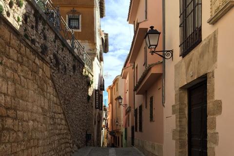 Gasse in der Altstadt, Cuenca 480x320