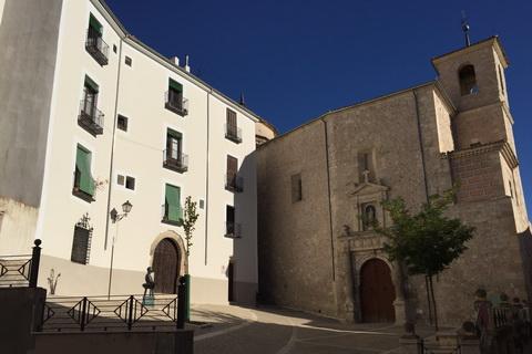 Iglesia de San Andrés Cuenca 480x320