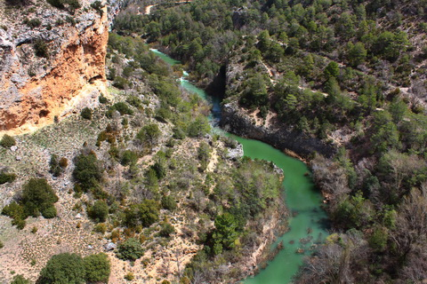 Ventana de diabolo, Schlucht des Rio Jucar, Cuenca 480x320