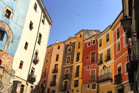 Zufahrtsstraße zur Altstadt, Cuenca 480x320