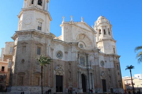 Cathedrale von Cadiz Spanien