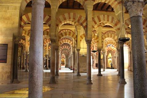 Mezquita von Cordoba Spanien