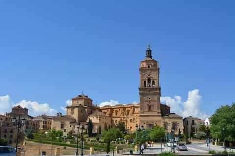 Kathedrale von Guadix Städte und Dörfer