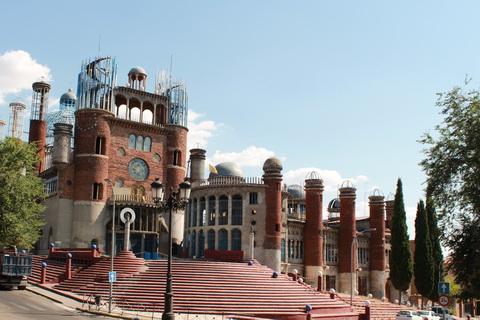 Kathedrale von Justo Gallego in Mejorada del Campo Städte und Dörfer